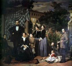 Antonio La Famiglia Bianchini 1853 5