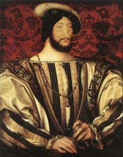 Portrait of Francois I King of France