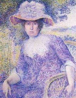 Portrait of madame cross 1901 xx musee dorsay paris france