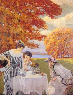Tea in the Park