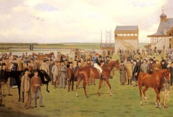 Newmarket The Rowley Mile Course The 2000 Guineas