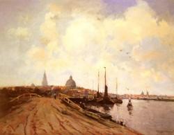 View of Rotterdam