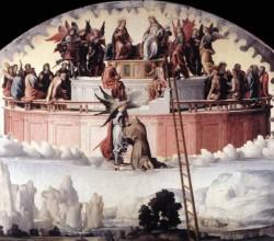 Vision Of The Blessed Amedeo Menez De Sylva