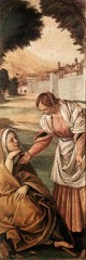 St Anne Consoled By A Woman