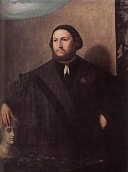 Portrait Of Raffaele Grassi