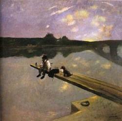 The Fisherman 1884