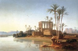 The Ruins at Philae Egypt