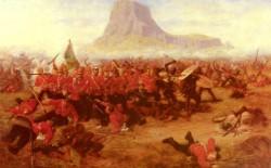 The Battle Of Isandhlwana