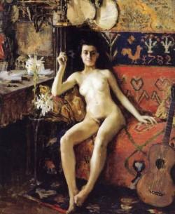 Demasquee 1888