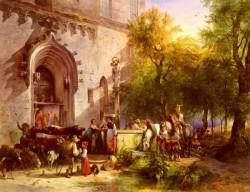 Der Dorfbrunn