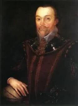 Sir francis drake after 1590 devon
