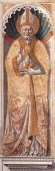 GOZZOLI Benozzo St Nicholas of Bari on the Pillar