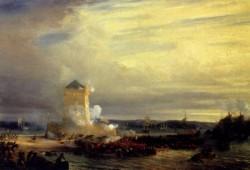 The English Landing At Calais