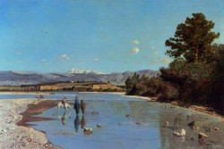 The Banks of the Durance at Puivert2