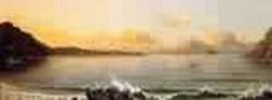 Harbor Scene Rio de Janeiro 1865jpeg