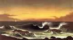 Seascape Sunrise 1860jpeg