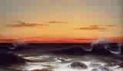 Seascape Sunset 1861jpeg