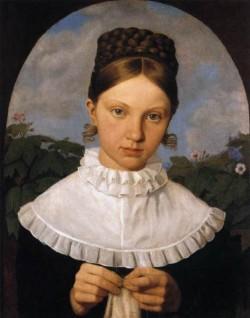 Portrait Of Fanny Gail