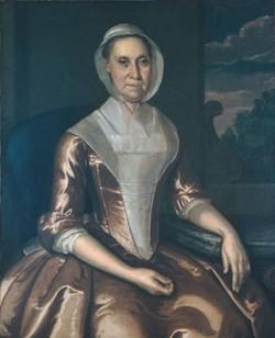 Mrs Richard Galloway
