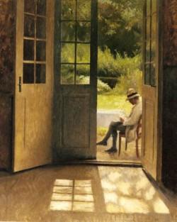 Vilhelm The Open Door