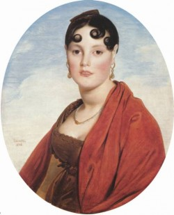 Ingres Madame Aymon