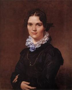 Ingres Mademoiselle Jeanne Suzanne Catherine Gonin
