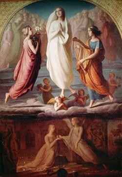 L assomption de la vierge