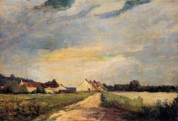 Landscape with Houses 1873
