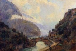 Saint Maurice Valais 1902