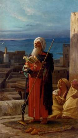 La Priere Du Soir A Tanger