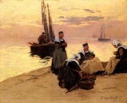 Breton Fisherwomen