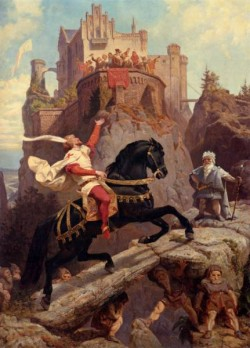 The Knight O