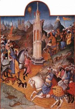 Les Tres Riches Heures Du Duc De Berry 1416
