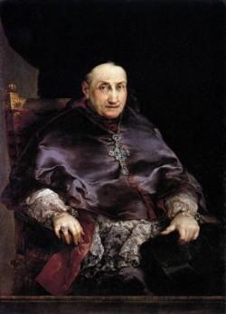Portrait Of Don Juan Francisco Ximenez Del Rio