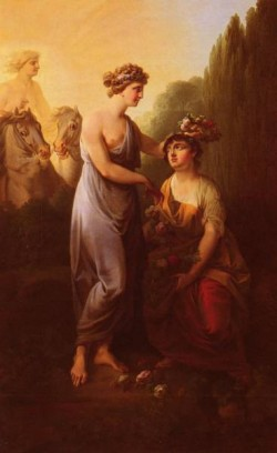 Flora And Ceres