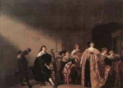 Party scene with music 1635 40 xx wallraf richartz museum cologne