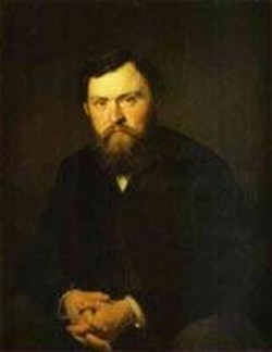 Portrait of alexander borisovsky 1869 xx st petersburg russia