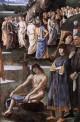 Baptism of Christ c1483 detail2