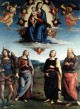 Madonna in Glory with the Child and Saints 1595 6