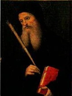 Saint flavia 1495 98 xx pinacoteca vatican