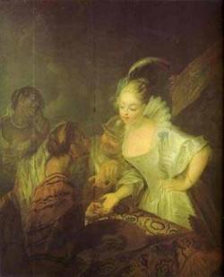 Fortune teller 1710 xx st petersburg russia