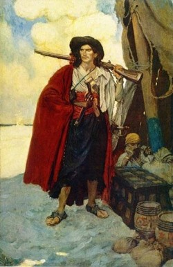 The Pirate was a Picturesque Fellow