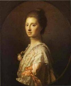 Portrait of anne bruce mrs bruce of arnot 1765 xx edinburgh uk