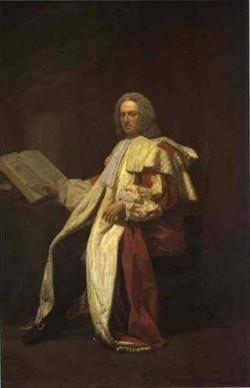 Portrait of archibald campbell 3rd duke of argyll 1749 xx glasgow uk