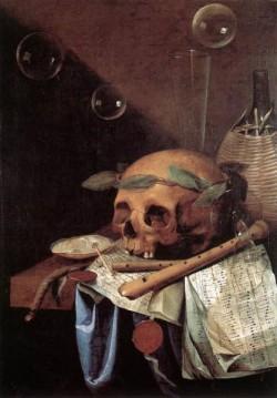 Vanitas 1650