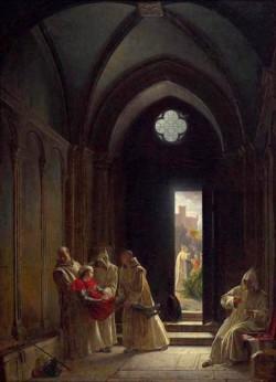 Death Of The Prince De Talmont