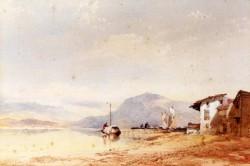 On Lake Como North Italy