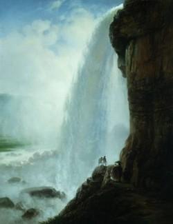 Underneath Niagara Falls