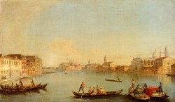 View Of San Giorgio Maggiore Seen From The South Venice