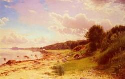 En Stille Sommerdag Hellebok Mod Kronborg